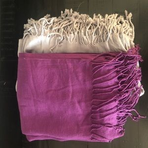 Assorted Pashmina - set of 2